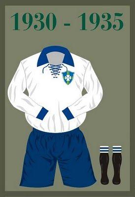 Uniforme da Seleção Brasileira de futebol de 1930-1935  cffe81fc3df85