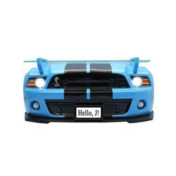 Rev up those walls with the 2013 Shelby Snake GT 500 Shelf! Truly one of the hottest muscle cars from 2013.