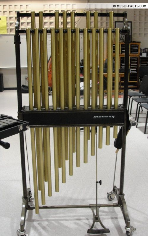 Orchestral Chimes also called Tubular Bells  | Musical
