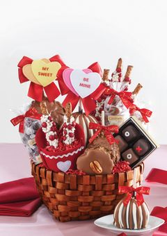 ideeli | mrs. prindables~ Valentine's Gift Basket for that sweetie of yours~