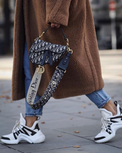 How To Wear Your Ugly Sneakers This Fall