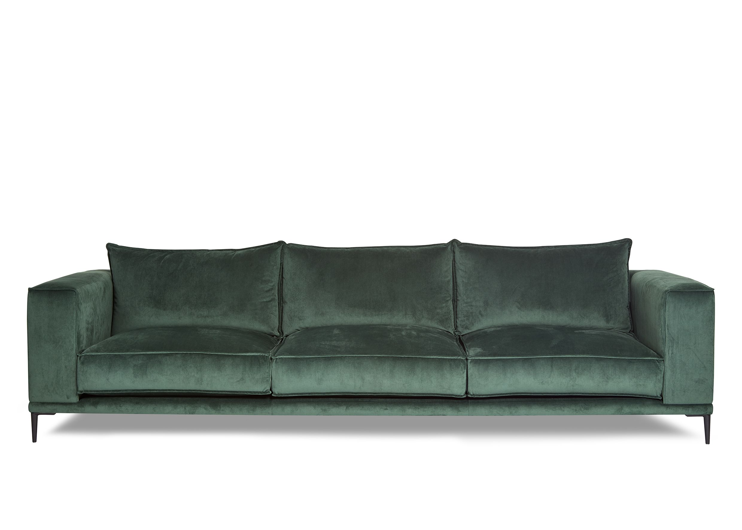 velvet sofas melbourne european toronto arthur g 39s green phoenix sofa is finished with