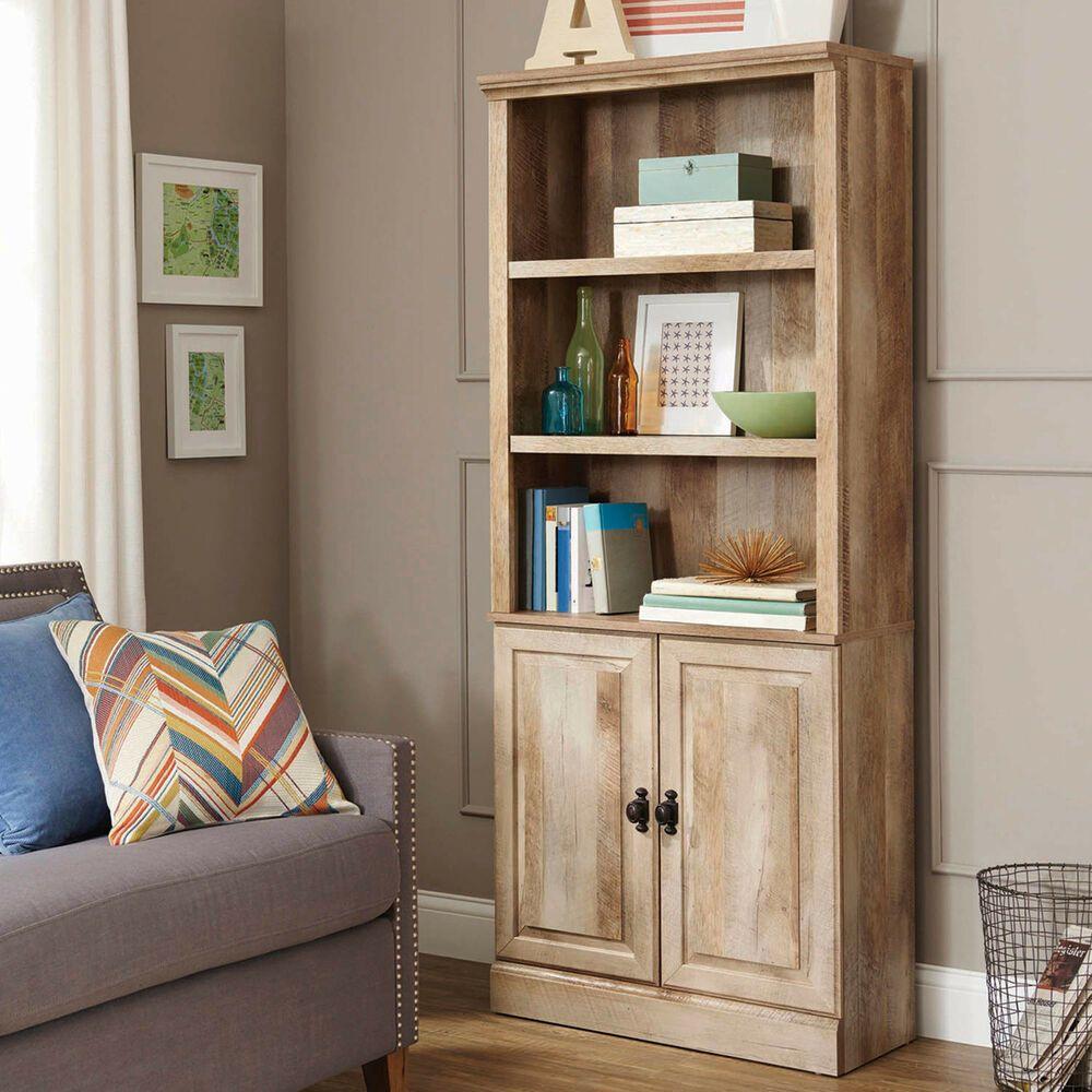 Better homes gardens 71 crossmill bookcase with doors