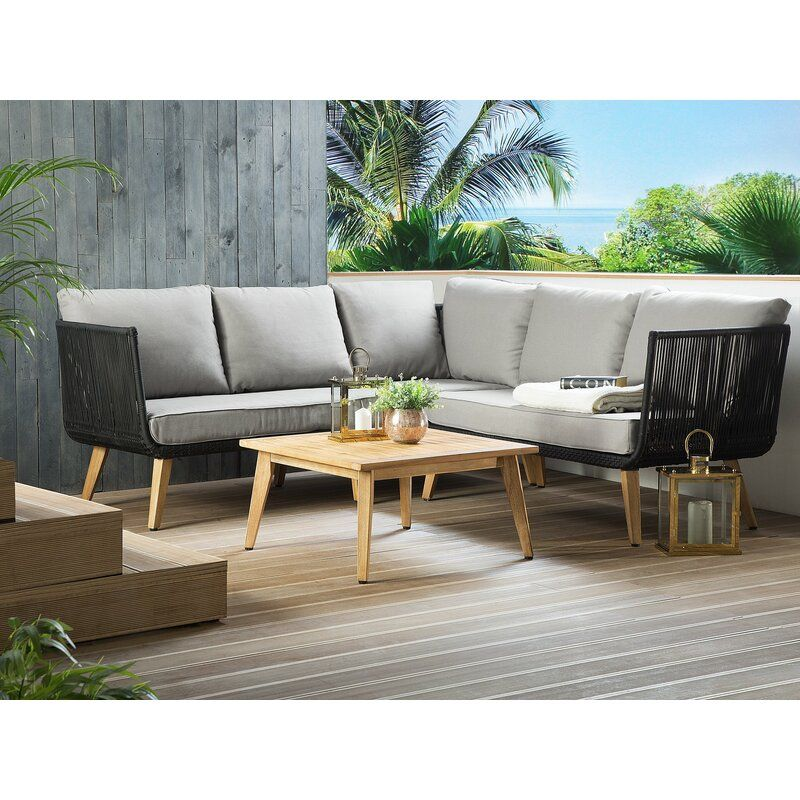 6 Sitzer Lounge Set Gainsborough Mit Polster Corner Sofa Set Sofa Set Rattan Corner Sofa