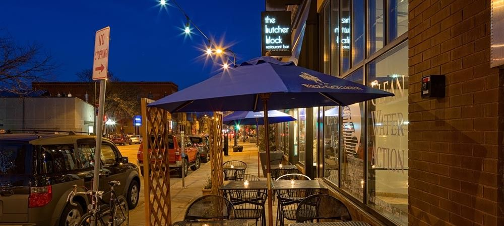 The Butcher Block Restaurant Italianrestmn Mpls My Husband And I Went Here With A