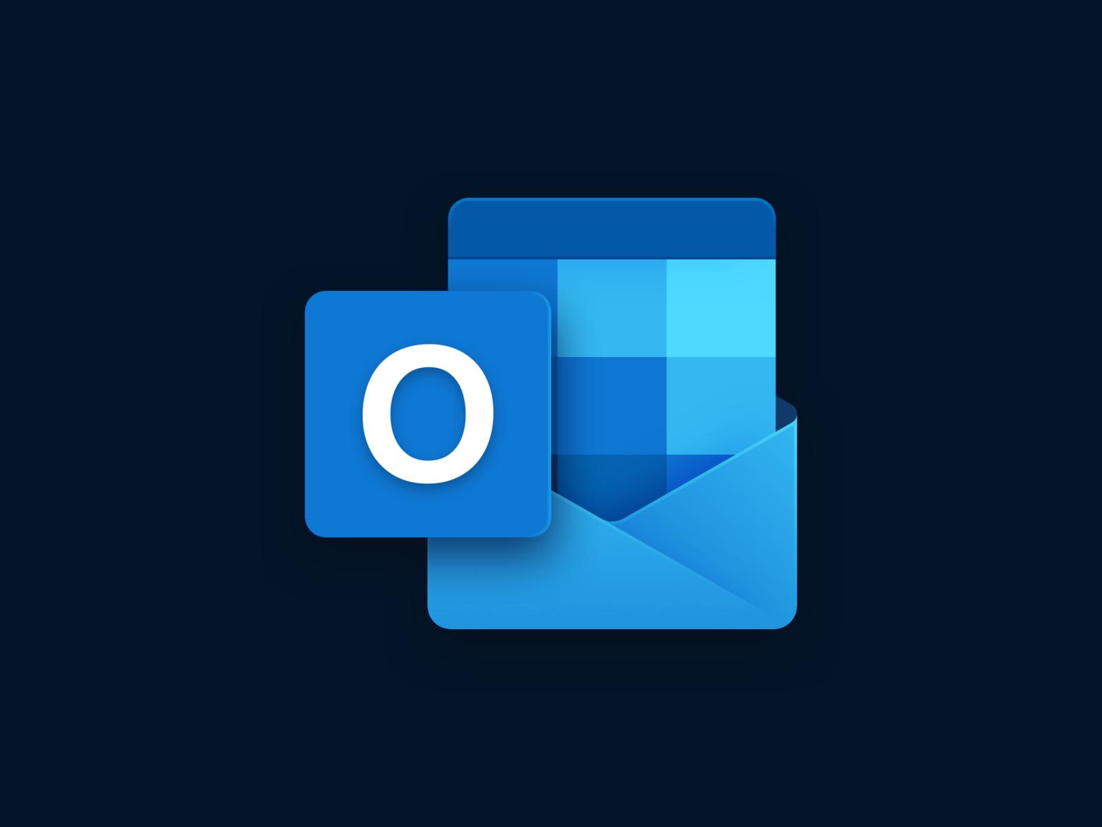 Outlook App icon design, Icon design, App icon