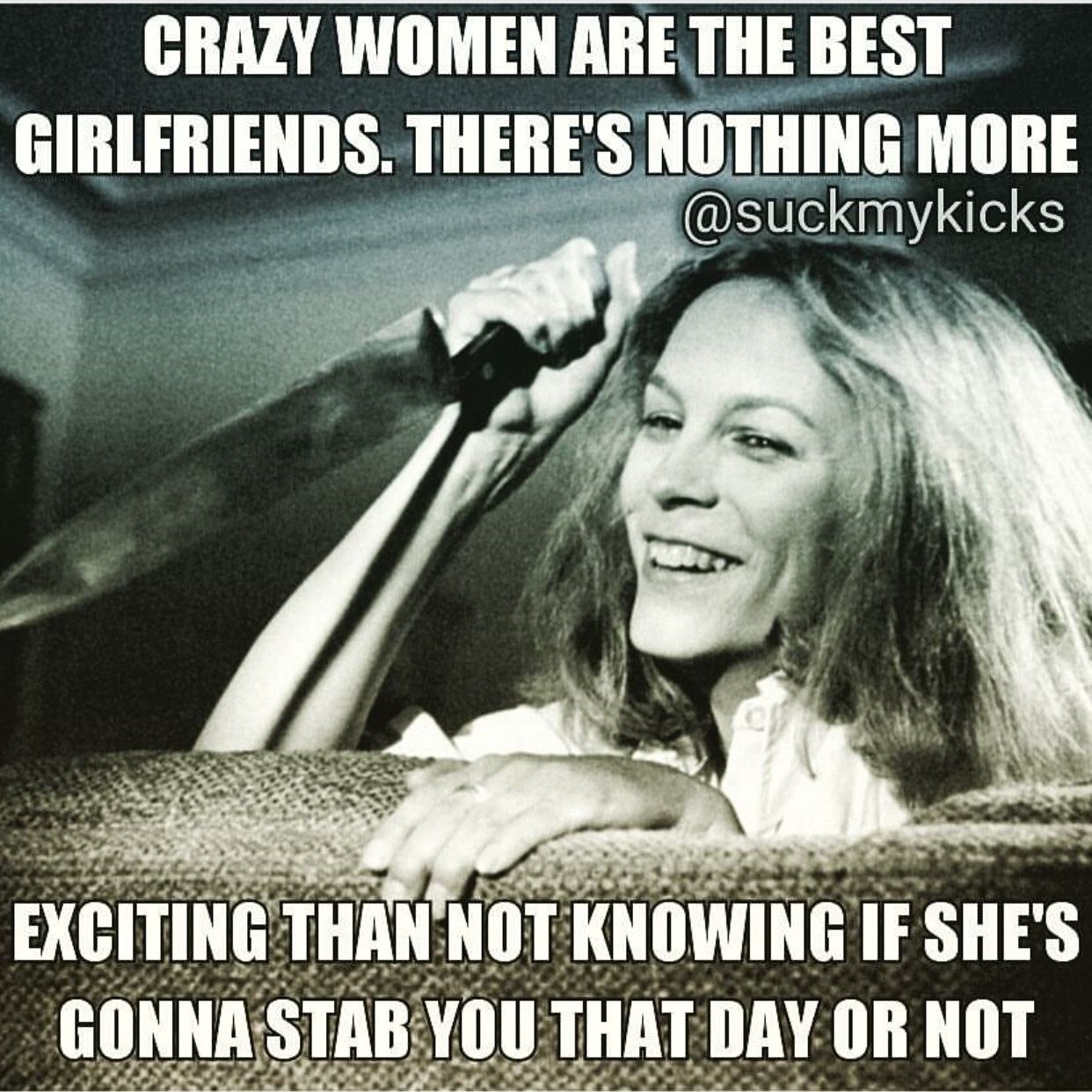 Crazy Women! | Crazy women, Funny women quotes, Funny quotes