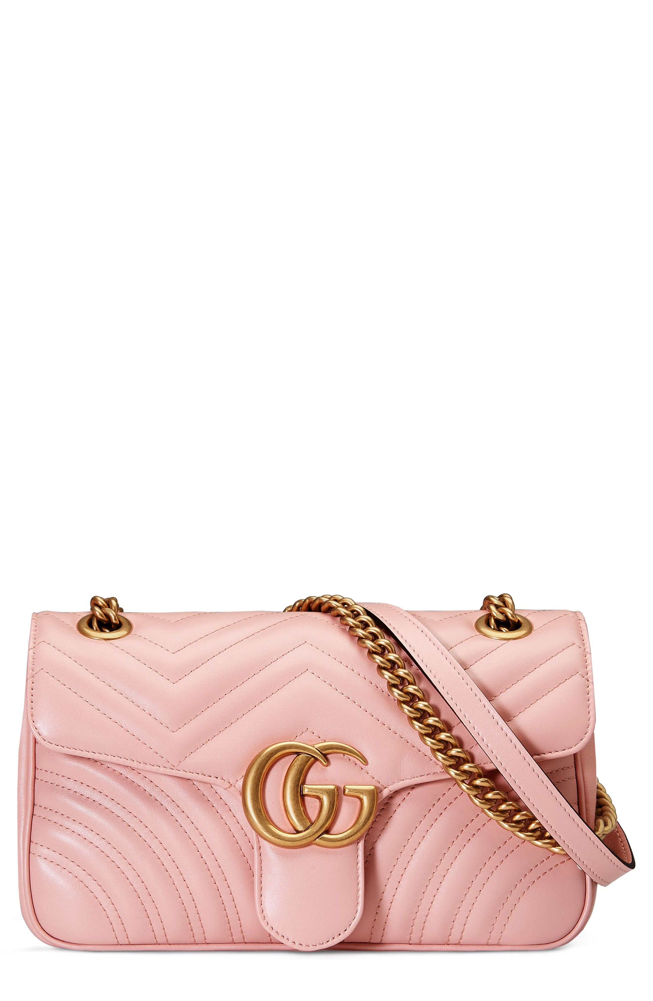 0819775c1b13 Gucci Small GG Marmont 2.0 Matelassé Leather Shoulder Bag available at  #Nordstrom