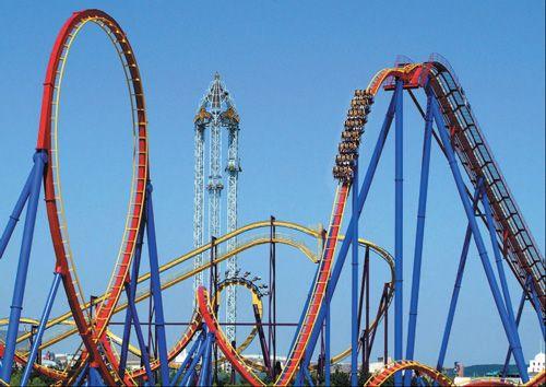 Desde Chico Me Han Fascinado Los Juegos Mecánicos En Los Parques De Atracciones Me Encanta Sentir Esa Adrenalina Roller Coaster Coaster Crazy Madrid