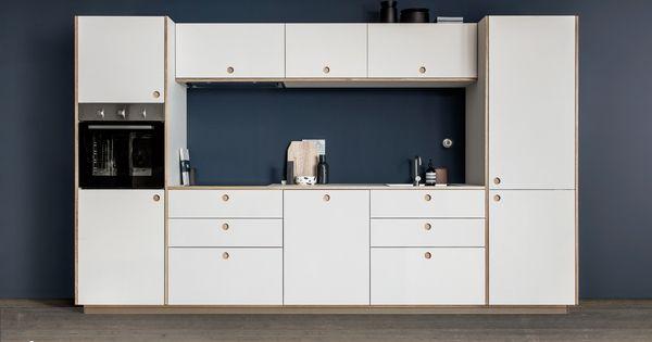 Reform Design Fronten Fur Ikea Kuchen Aus Danemark Kuche