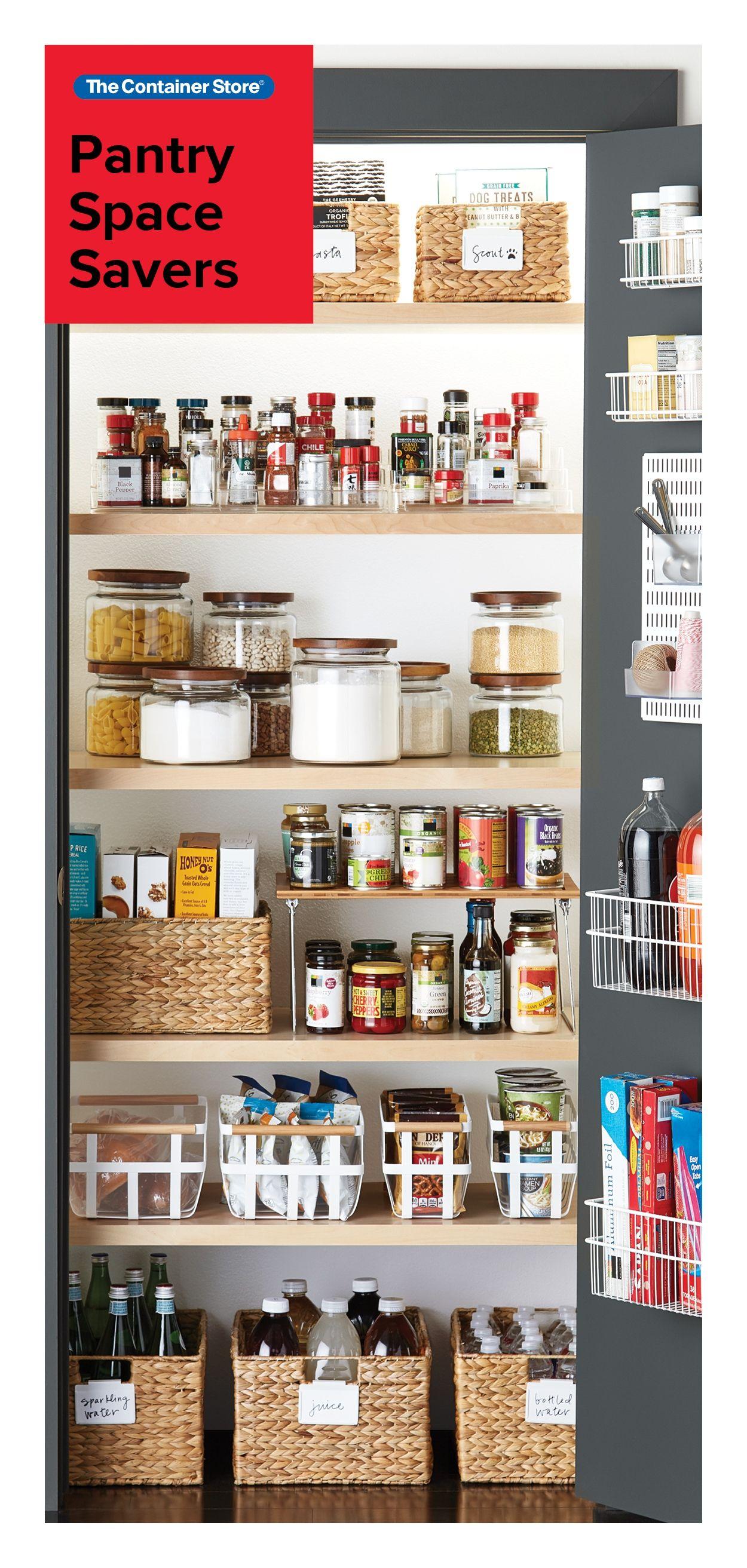 Budget Pantry Makeover Kitchen Organization Pantry Kitchen