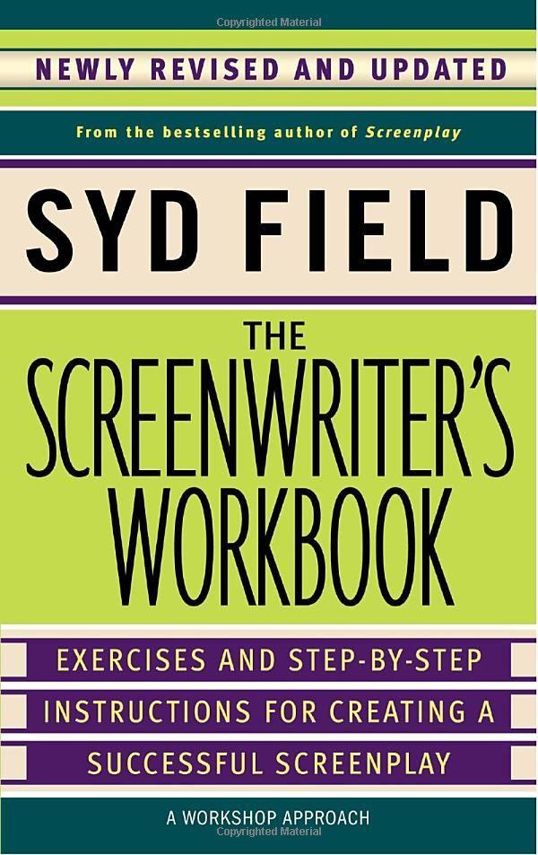 workbook the screenwriters syd field