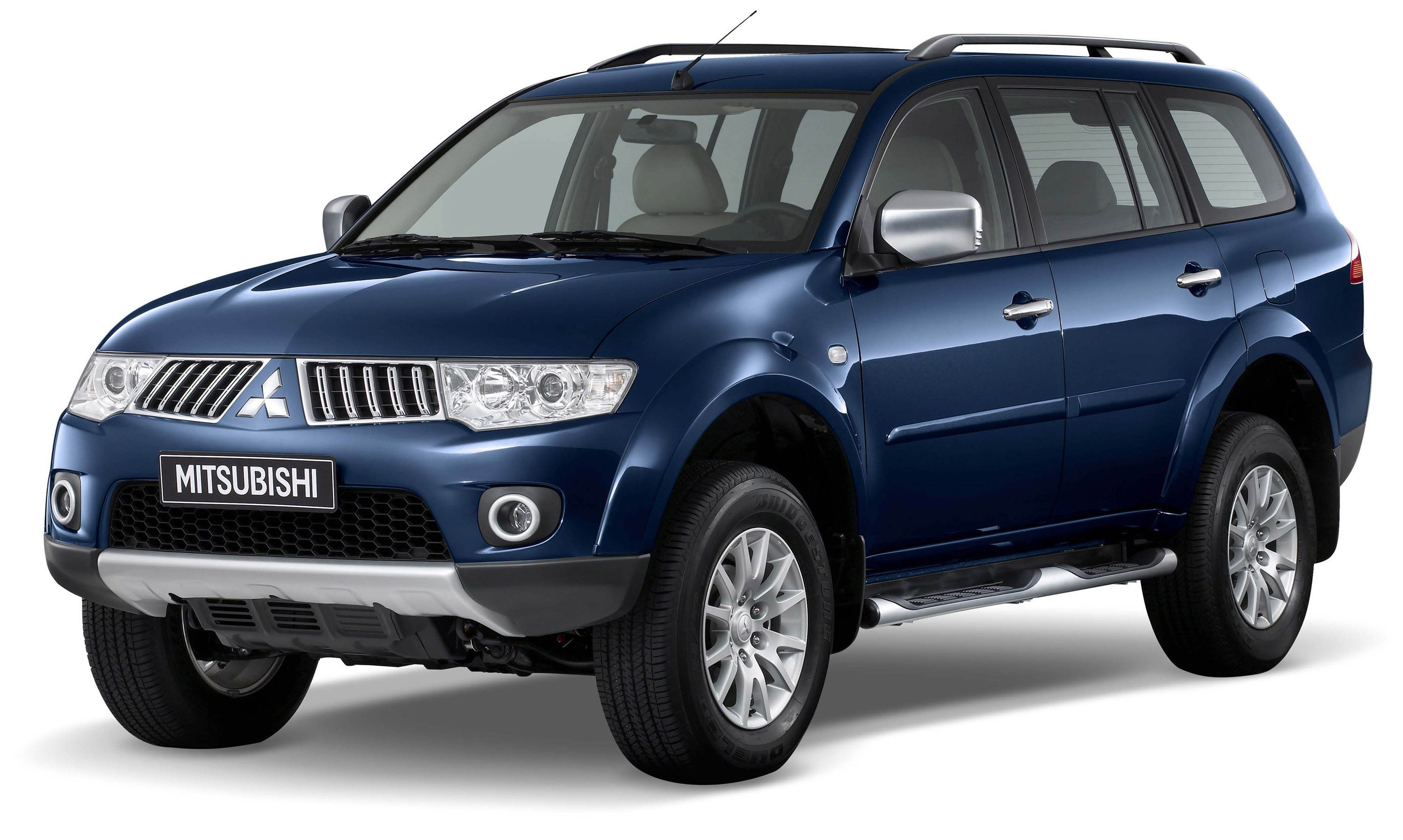 car wallpaper for blue mitsubishi pajero sport | car wallpaper