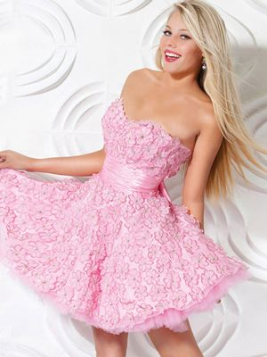 cute pink barbie dress sold only $167.99 | Best Evening Dresses ...