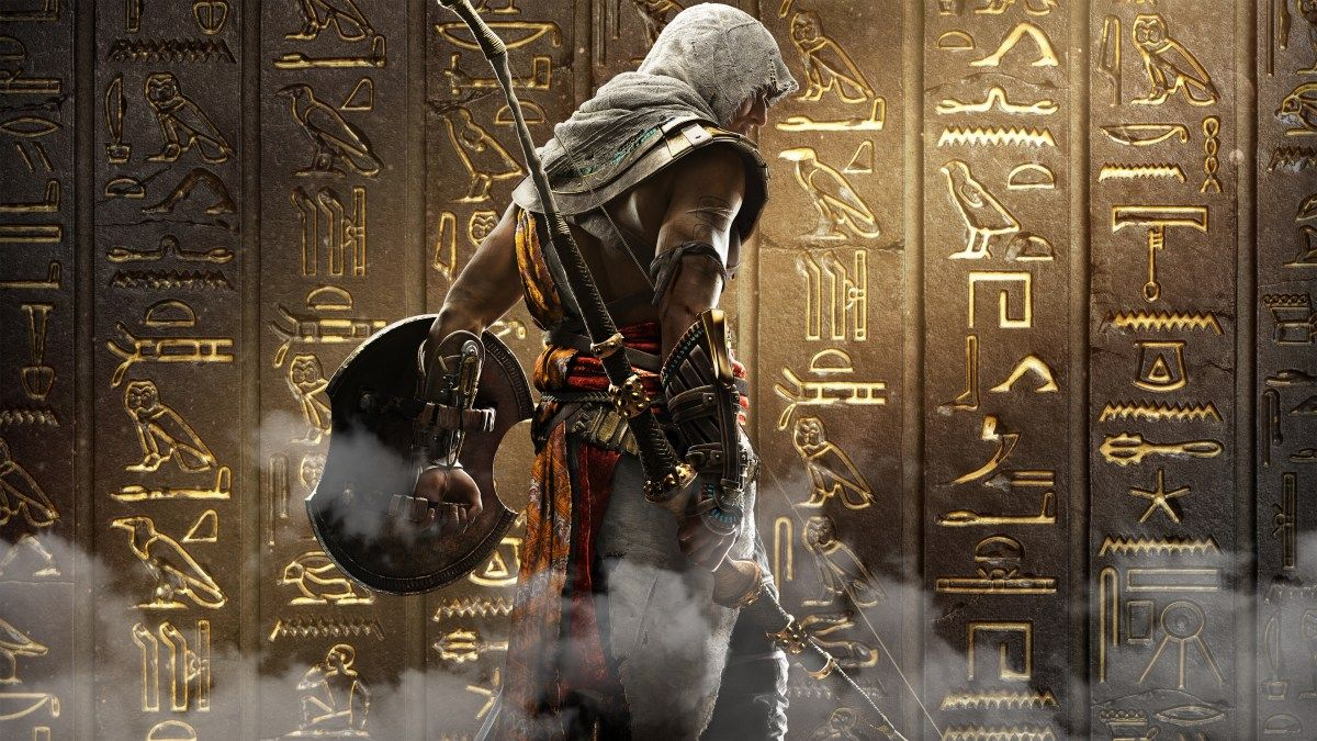 How To Get Bayek Layered Armor And Assassins Hood Monster Hunter