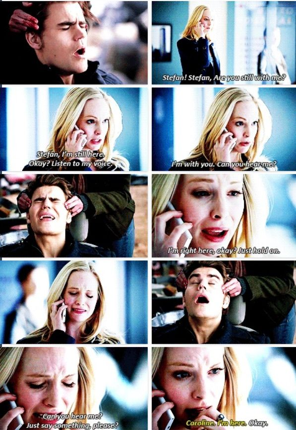 che è Caroline da Vampire Diaries dating