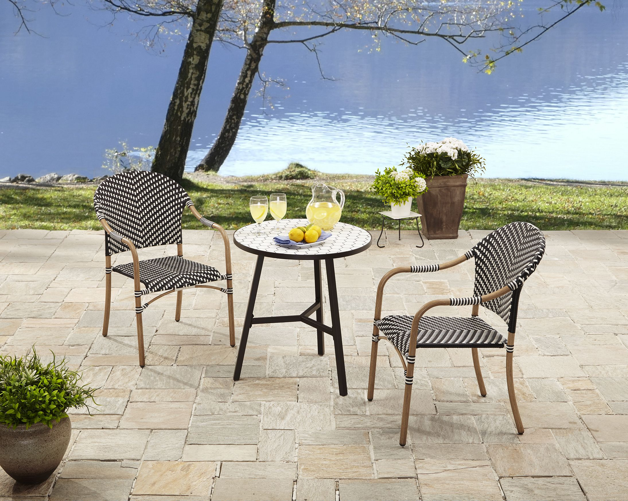 Better Homes And Garden Parisian Bistro Dining Chair 44
