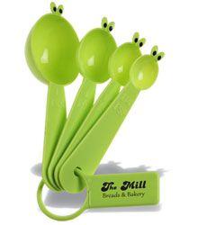 Kuzil Krazy Measuring Spoon Set