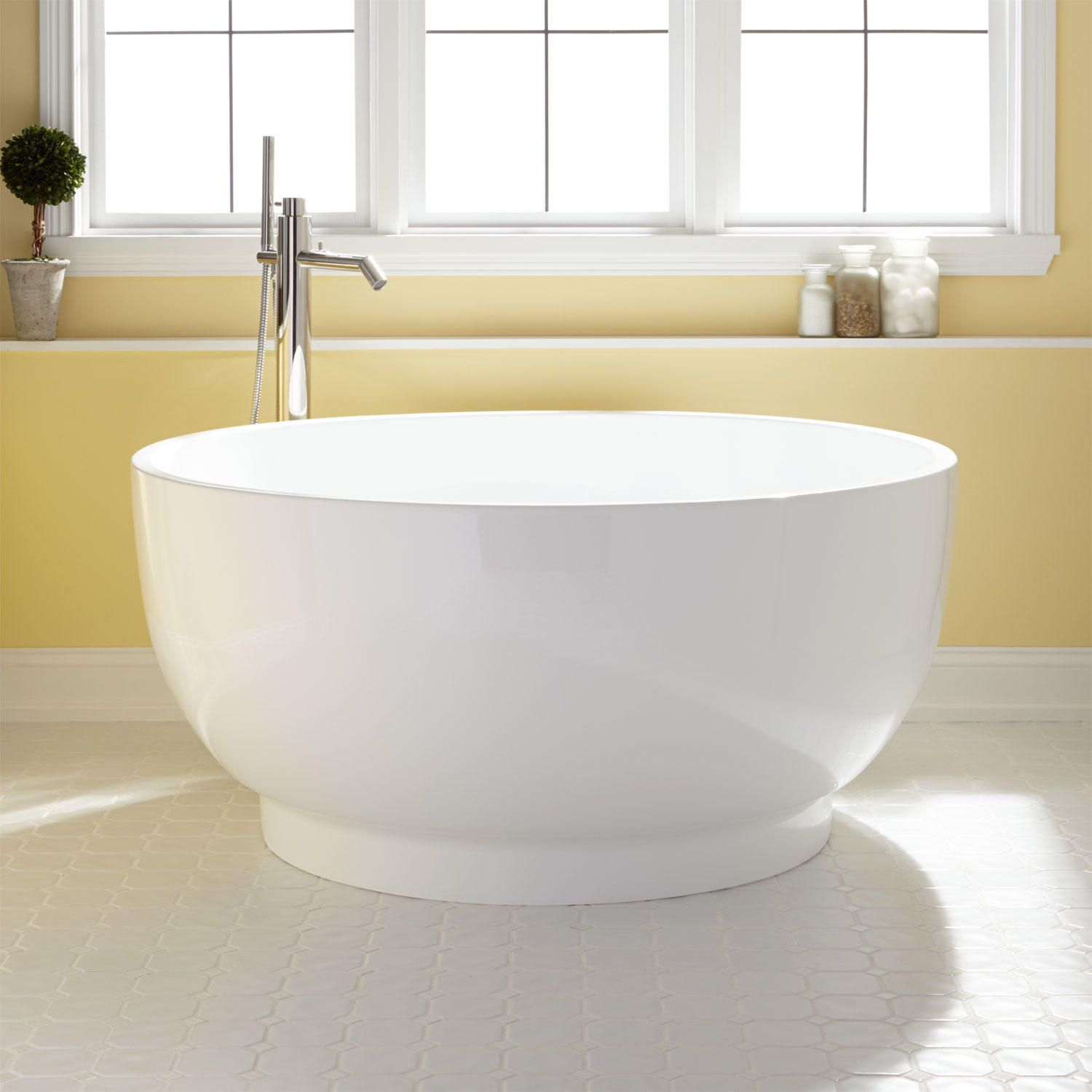 41 siglo round japanese soaking tub