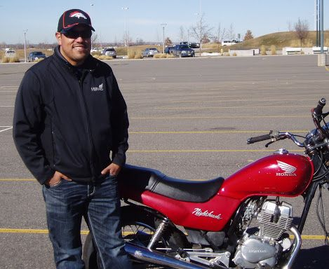 Iron Buffalo Motorcycle Training Brc2lw 1 28 Good Job Jorge Go Broncos Motorcycle Go Broncos Broncos