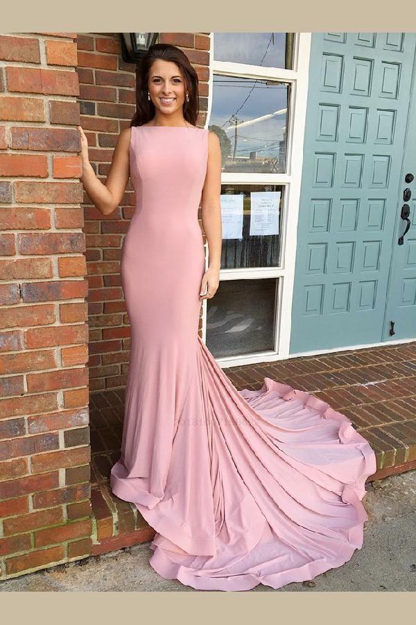 033e25b3662 Outlet Feminine Backless Prom Dress