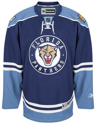 321b30939 Florida Panthers Alternate Premier NHL Jersey--how does fit into the  Panthers color scheme at all
