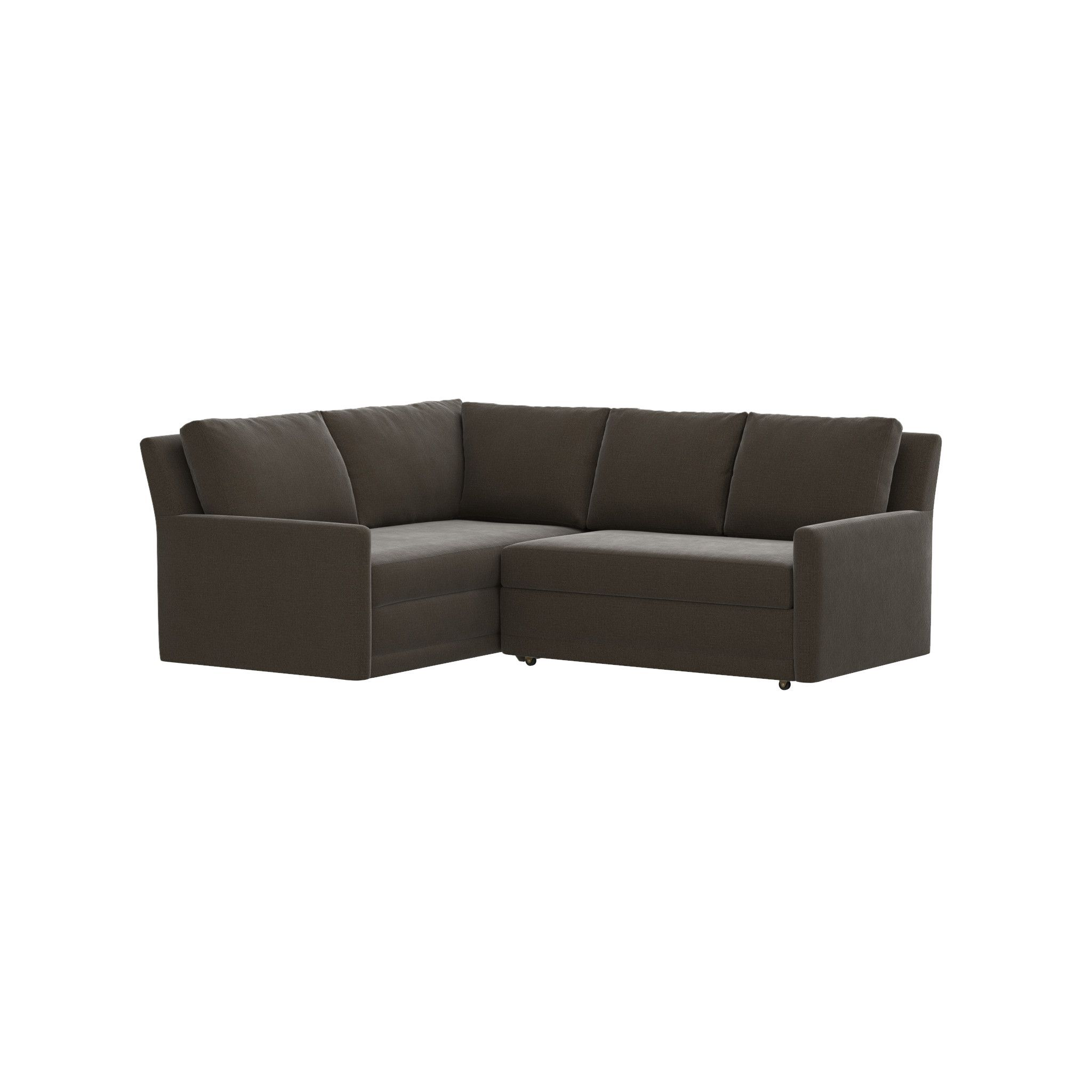 Superbe Shop Reston Sleeper Sofa With Trundle. These Classic, Clean Lined Pieces  Have An Upright, Family Room Feel With Firm Bench Cushions, Soft Back  Pillows And ...