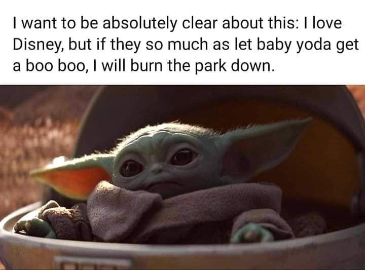 Pin By Molly M On Disney Yoda Meme Yoda Star Wars Memes
