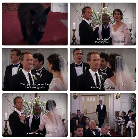 when do barney and robin get married