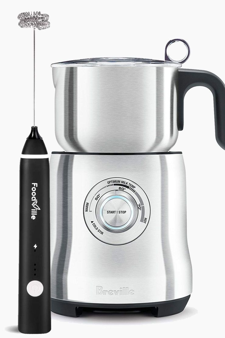 Best automatic milk frothers to make latte like a pro in