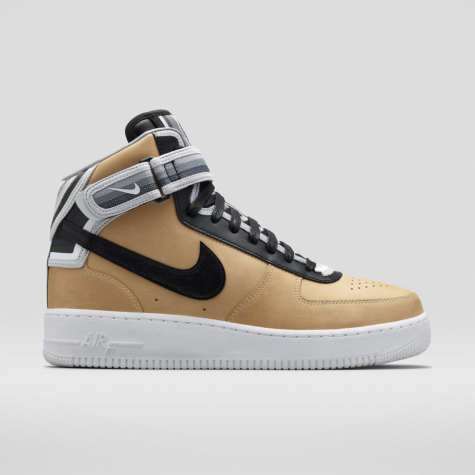 taille 40 f3bab edbf9 Nike Air Force 1 Mid (Tisci) – Chaussure pour Homme. Nike ...