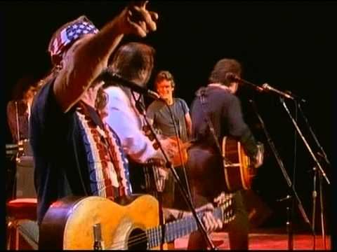 The Highwaymen Willie Nelson City Of New Orleans Willie Nelson Cowboy Song Country Music