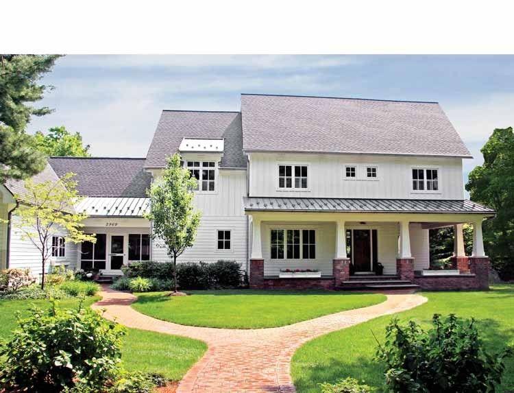 Eplans farmhouse house plan four bedroom farmhouse for Www eplans