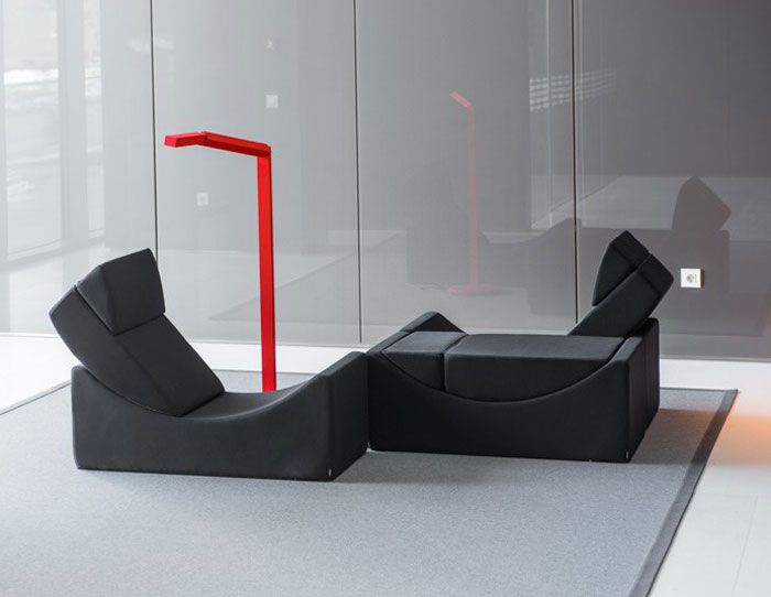 Moon Chaise Longue by LINA
