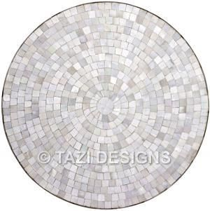 Mosaic Table Deceptively Simple Mosaic Table Mosaic Coffee