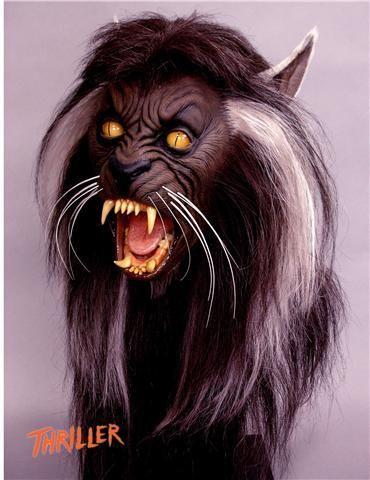 Michael Jackson Thriller Werewolf Mask $2200 Michael J...
