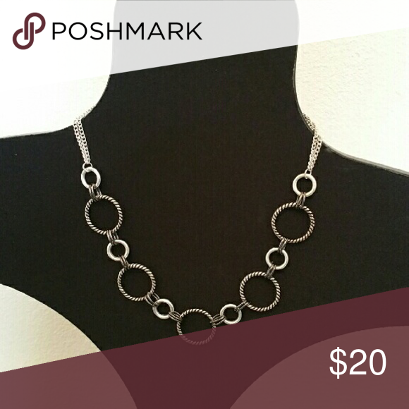 """Necklace 18"""" necklace with 3"""" extender and lobster claw closure Premier Designs Jewelry Necklaces"""