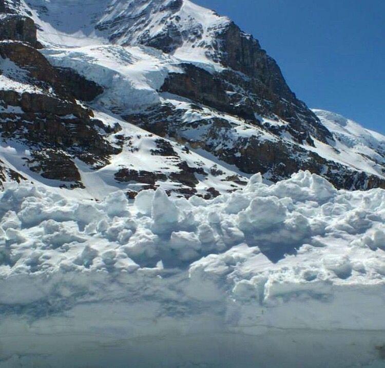 Ice field Parkway Columbia, Banff, Canada. Glacial trek