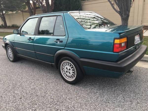 1992 Volkswagen Jetta GLI 16V | MKii | Pinterest | Jetta gli ...