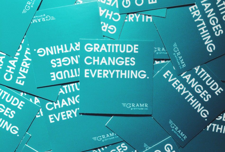 Gramr Gratitude Co THIS IS A STATIONARY SITE AND ITS SO GREAT