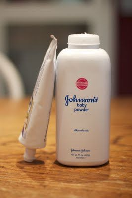 Johnson's Baby Powder - Bet you can't NOT recall the fragrance.