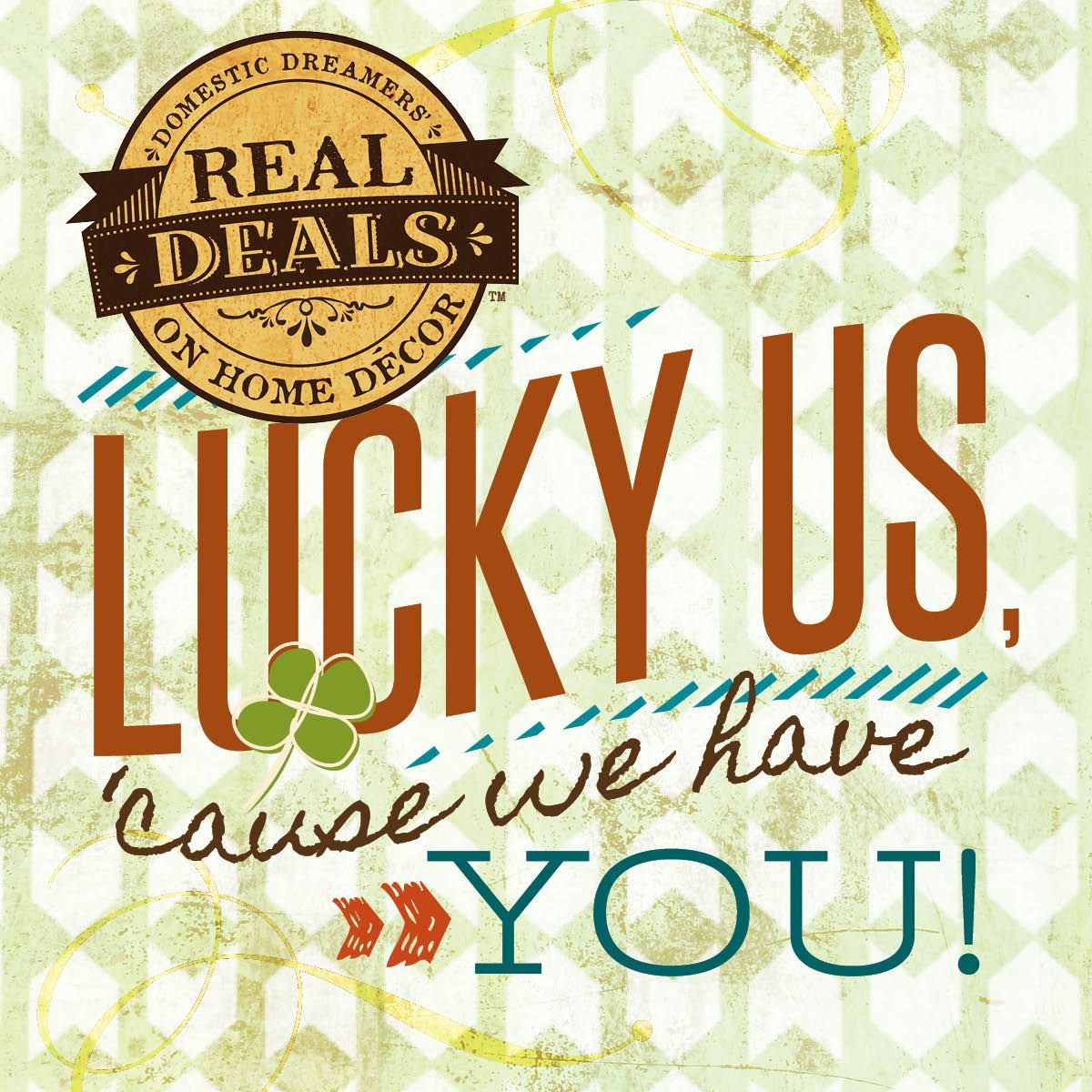 Happy St. Patrick's Day! We're So Lucky To Have Great