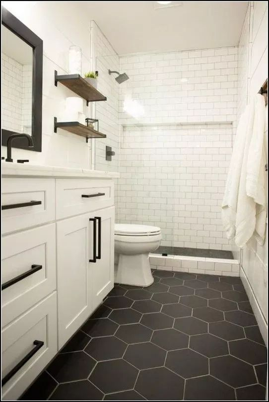 Photo of Inspo in a modern bathroom style