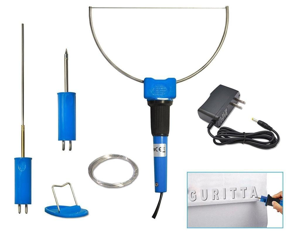 Mini electric foam cutter kit styrofoam hot wire engraver