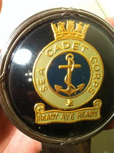 Sea Cadet Corps Ready Aye Ready Automobile Association