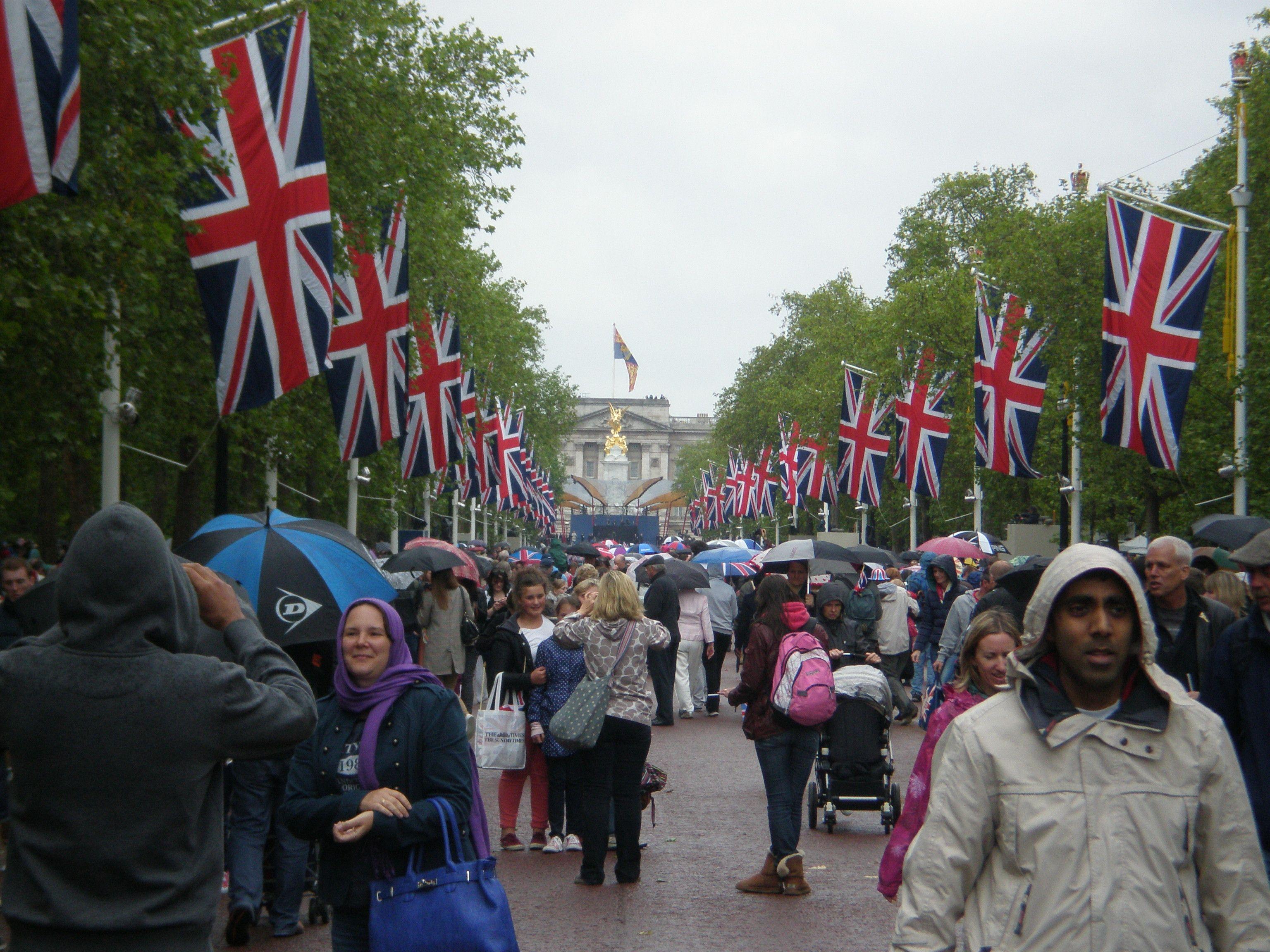 London - Queens Jubilee