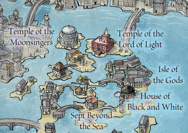 The Free City of Braavos Gaming, Songs and Valar