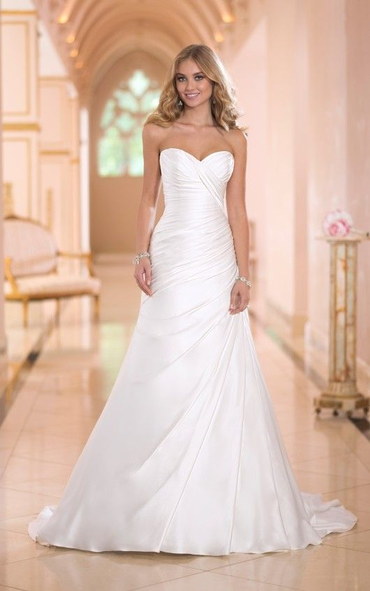 Fancy  Glamorous Wedding Dresses by Stella York