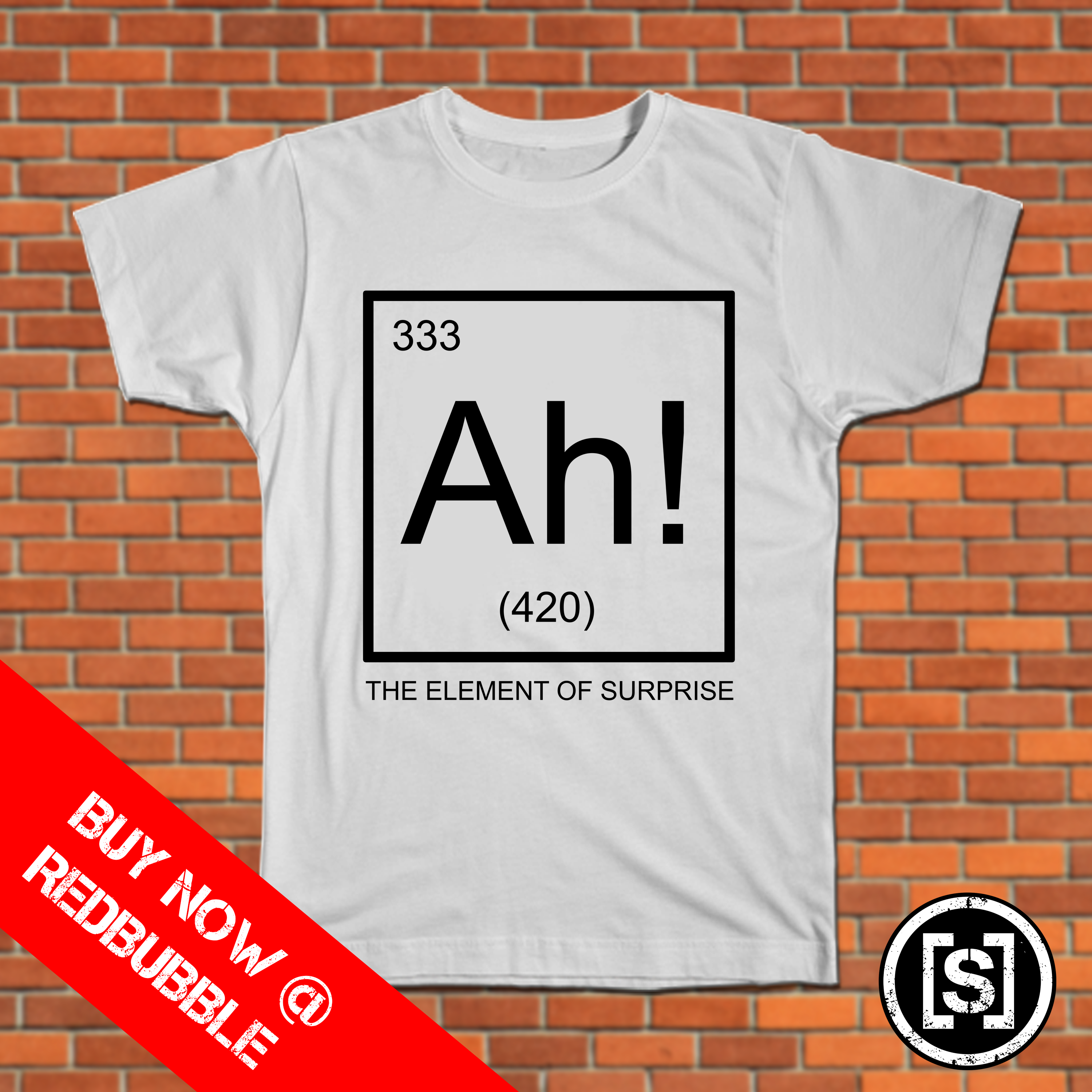 612ac7a5b Cool funny chemistry humor wordplay t shirt design, check out other  available products!