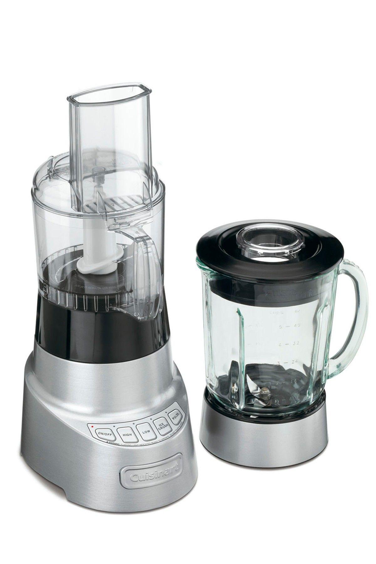 Cuisinart Smartpower Deluxe Duet Blender Food Processor Kitchen Necessities Food Processor Recipes Blender Food Processor